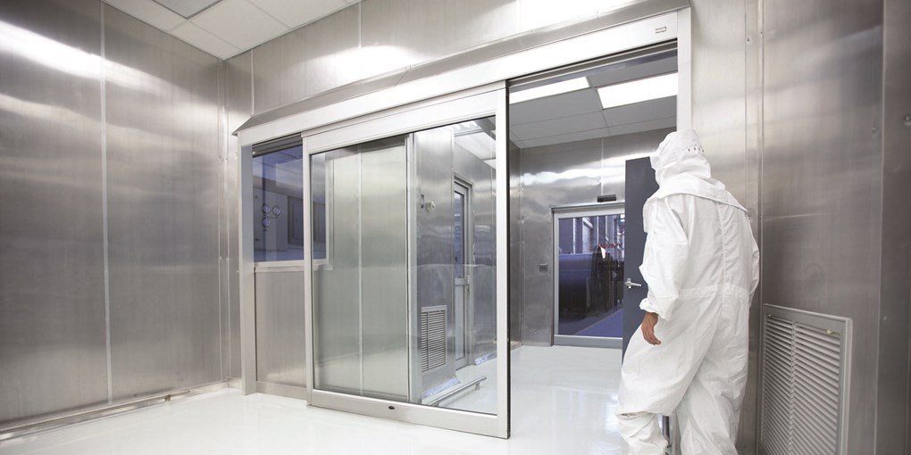 درب اتوماتیک - درب اتاق عمل